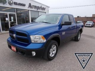 Used 2018 RAM 1500 SLT for sale in Arnprior, ON