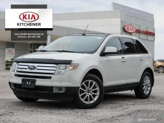 Used 2010 Ford Edge SEL 4D Utility FWD for sale in Kitchener, ON