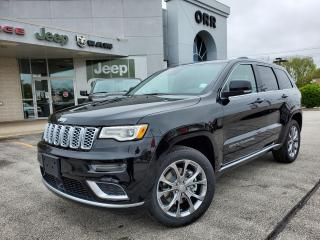 New 2021 Jeep Grand Cherokee Summit for sale in Sarnia, ON