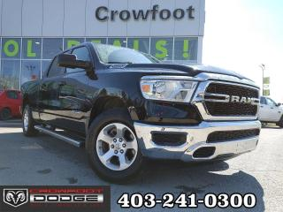 Used 2019 RAM 1500 SXT WITH HEMI CREWCAB 4X4 for sale in Calgary, AB