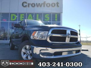 Used 2015 RAM 1500 SXT CrewCab 4x4 for sale in Calgary, AB