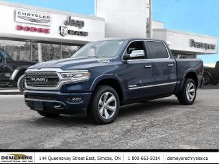 New 2021 RAM 1500 Limited for sale in Simcoe, ON