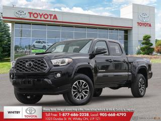 New 2021 Toyota Tacoma FD17 for sale in Whitby, ON