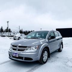 Used 2016 Dodge Journey CVP/SE Plus for sale in Kapuskasing, ON