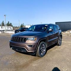 New 2021 Jeep Grand Cherokee 80th Anniversary Edition for sale in Kapuskasing, ON