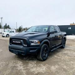 New 2021 RAM 1500 Classic Warlock for sale in Kapuskasing, ON