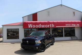 Used 2018 RAM 1500 SLT for sale in Kenton, MB