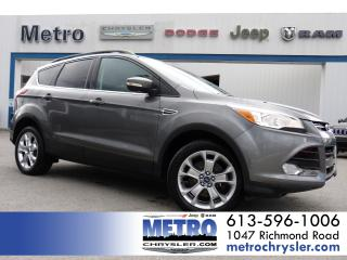 Used 2013 Ford Escape SEL AWD MINT for sale in Ottawa, ON