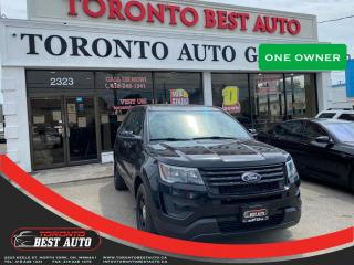 Used 2016 Ford Explorer ONE OWNER|BACKUP CAMERA|POWER SEATS|AWD 4dr for sale in Toronto, ON