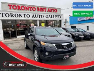 Used 2011 Kia Sorento |NO ACCIDENT|ONE OWNER|FWD 4dr I4 LX for sale in Toronto, ON