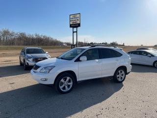 Used 2007 Lexus RX 350 Base for sale in Roblin, MB