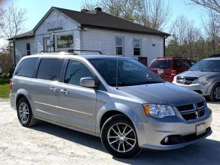 Used 2015 Dodge Grand Caravan 1-Owner No-Accidents Premium Plus Stow N Go Backup Cam DVD for sale in Sutton, ON