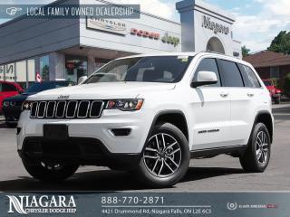 New 2021 Jeep Grand Cherokee Laredo for sale in Niagara Falls, ON