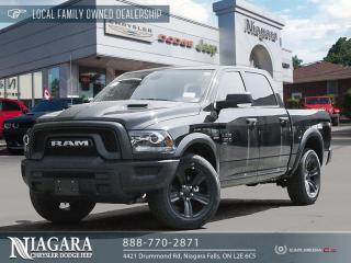 New 2021 RAM 1500 Classic Warlock for sale in Niagara Falls, ON