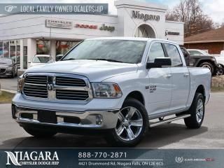 Used 2019 RAM 1500 Classic SLT | SPORT RIMS for sale in Niagara Falls, ON