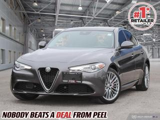 Used 2017 Alfa Romeo Giulia TI for sale in Mississauga, ON