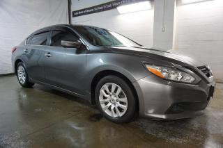 Used 2016 Nissan Altima S CERTIFIED 2YR WARRANTY *FREE ACCIDENT* CAMERA BLUETOOTH PUSH START CRUISE POWER SEATS for sale in Milton, ON