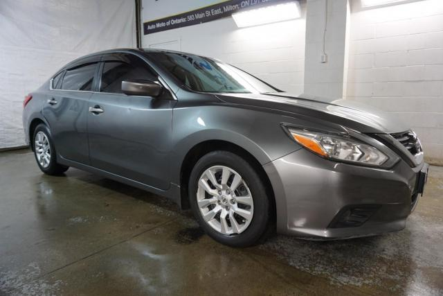 2016 Nissan Altima S CERTIFIED 2YR WARRANTY *FREE ACCIDENT* CAMERA BLUETOOTH PUSH START CRUISE POWER SEATS