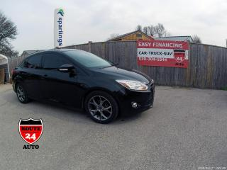 Used 2014 Ford Focus SE SEDAN for sale in Brantford, ON