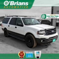 Used 2017 Ford Expedition Max SSV for sale in Saskatoon, SK