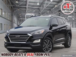 Used 2020 Hyundai Tucson Ultimate for sale in Mississauga, ON