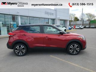 Used 2019 Nissan Kicks SV FWD  -  Alloy Wheels -  Fog Lights for sale in Ottawa, ON