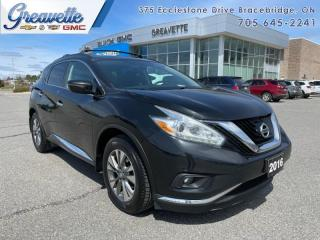 Used 2016 Nissan Murano SV for sale in Bracebridge, ON