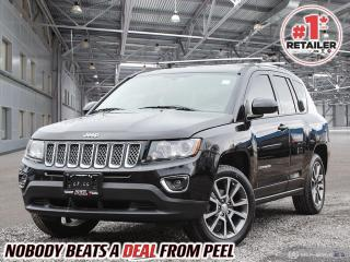 Used 2014 Jeep Compass LIMITED for sale in Mississauga, ON