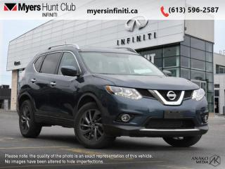 Used 2016 Nissan Rogue SL  - Navigation -  Leather Seats for sale in Ottawa, ON