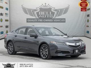 Used 2017 Acura TLX V6 Tech, AWD, NAVI, REAR CAM, B.SPOT, SUNROOF, NO ACCIDENT for sale in Toronto, ON
