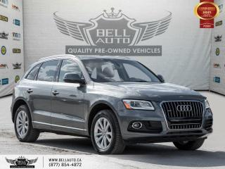 Used 2017 Audi Q5 2.0T Progressiv, AWD, NAVI, REAR CAM, PANO ROOF, SENSOR for sale in Toronto, ON