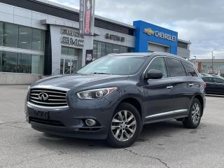 Used 2014 Infiniti QX60 AWD / Blue Tooth / Sun Roof / Leather / for sale in Brampton, ON