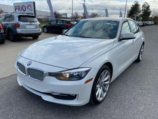 Used 2014 BMW 3 Series 4dr Sdn 320i xDrive AWD for sale in Ottawa, ON