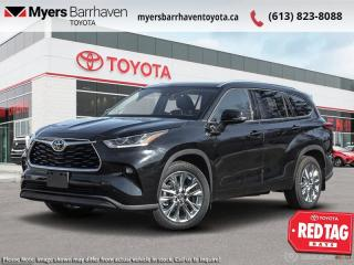 New 2021 Toyota Highlander Limited  - Cooled Seats - $342 B/W for sale in Ottawa, ON