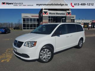 Used 2019 Dodge Grand Caravan Canada Value Package  - $164 B/W for sale in Ottawa, ON