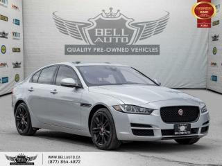 Used 2018 Jaguar XE Prestige, AWD, NAVI, REAR CAM, SUNROOF, B.SPOT, RED STITCHES for sale in Toronto, ON