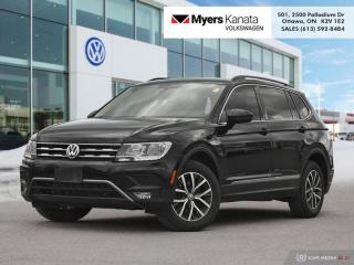 Used 2018 Volkswagen Tiguan Comfortline 4MOTION  - Low Mileage for sale in Kanata, ON
