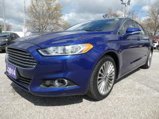 Used 2014 Ford Fusion SE | Sunroof | Leather | Heated Seats for sale in Essex, ON