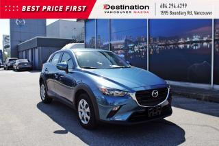 Used 2019 Mazda CX-3 GX-With roadside assistance when you need it most! for sale in Vancouver, BC