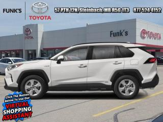New 2021 Toyota RAV4 Hybrid XLE  - Sunroof for sale in Steinbach, MB