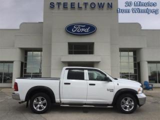 Used 2019 RAM 1500 Classic ST  -  Power Windows -  Power Doors for sale in Selkirk, MB