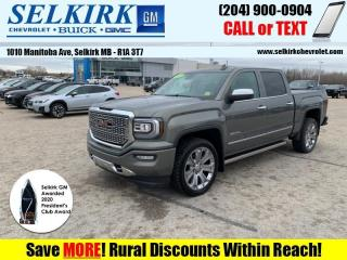 Used 2018 GMC Sierra 1500 Denali  *6.2L, Ultimate Package* for sale in Selkirk, MB