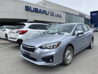 Used 2019 Subaru Impreza Hatch Touring *Sièges chauffants* for sale in Laval, QC