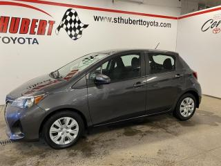 Used 2017 Toyota Yaris HB Auto LE, SEULEMENT/ONLY 38677 KM for sale in St-Hubert, QC