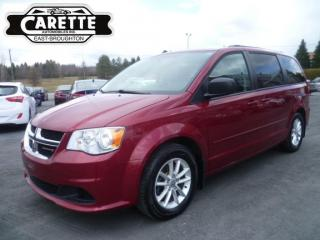 Used 2014 Dodge Grand Caravan Sxt stow n' go tv-dvd for sale in East broughton, QC