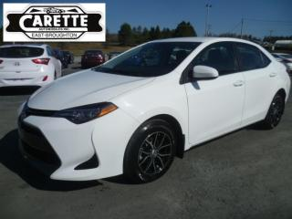 Used 2017 Toyota Corolla LE ECO for sale in East broughton, QC