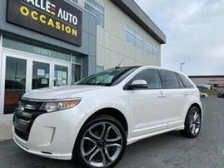 Used 2014 Ford Edge 4dr Sport AWD for sale in St-Georges, QC