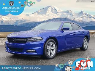 Used 2018 Dodge Charger SXT Plus  - Leather Seats -  Cooled Seats - $270 B/W for sale in Abbotsford, BC