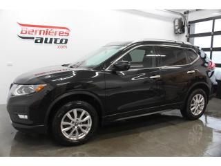 Used 2017 Nissan Rogue SV AWD for sale in Lévis, QC