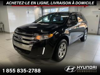 Used 2013 Ford Edge SEL + GARANTIE + TOIT PANO + CUIR + WOW for sale in Drummondville, QC
